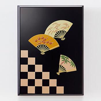 レタックス「514 うるし風 扇」サムネイル