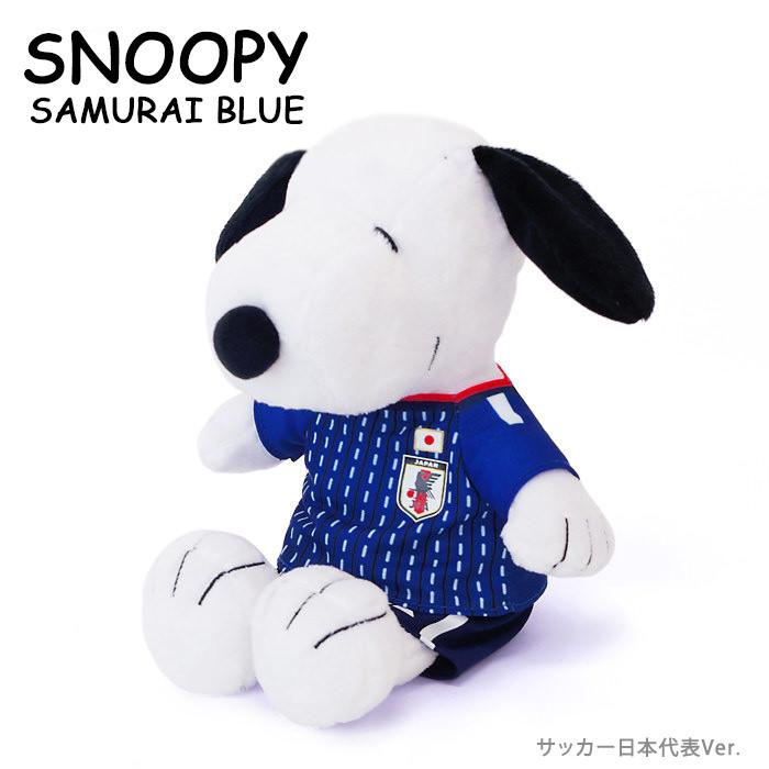 「スヌーピー サッカー日本代表ver.」