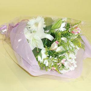 「お供え花束リスペクト」