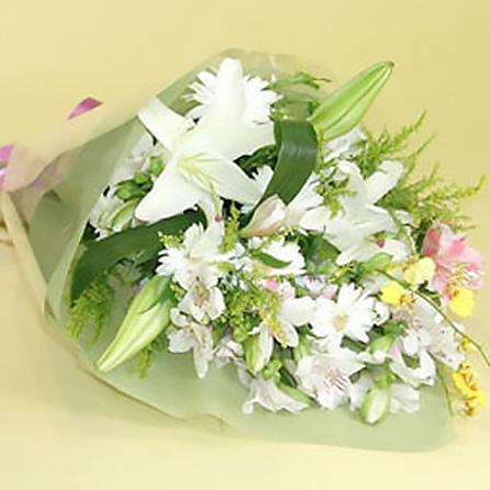 「お供え花束シンパシー」