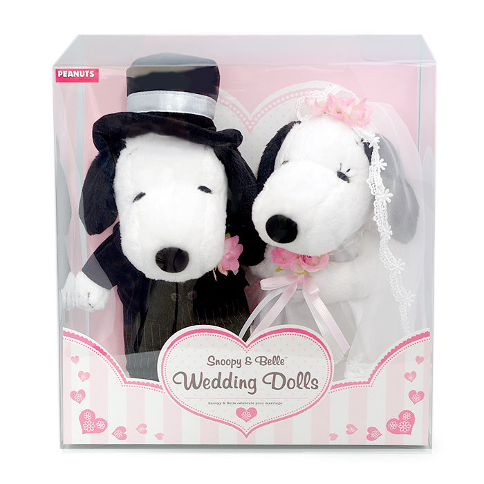 結婚祝いやウェルカムドールはもちろん、結婚記念日・銀婚式の贈り物にも