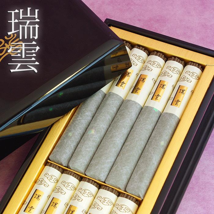 日本香堂のお線香「瑞雲」