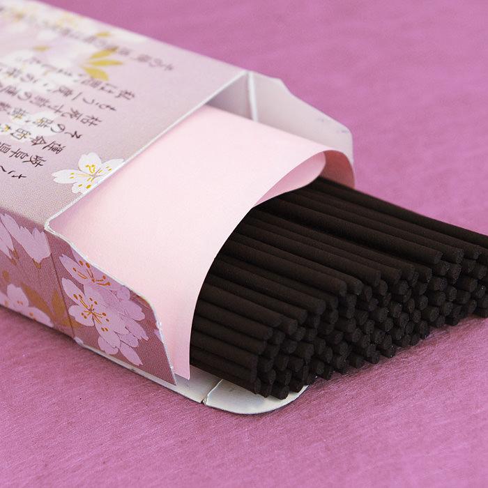 桜皮ポリフェノールを配合やさしい桜の香り