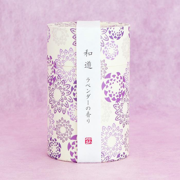 和モダンでデザイン性の高い筒箱が特徴です