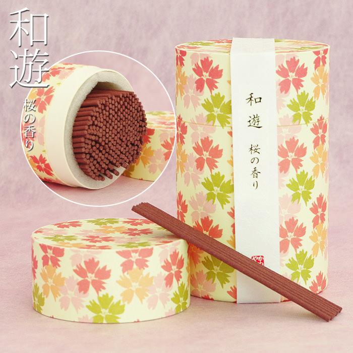 上品で優しい「桜の香り」