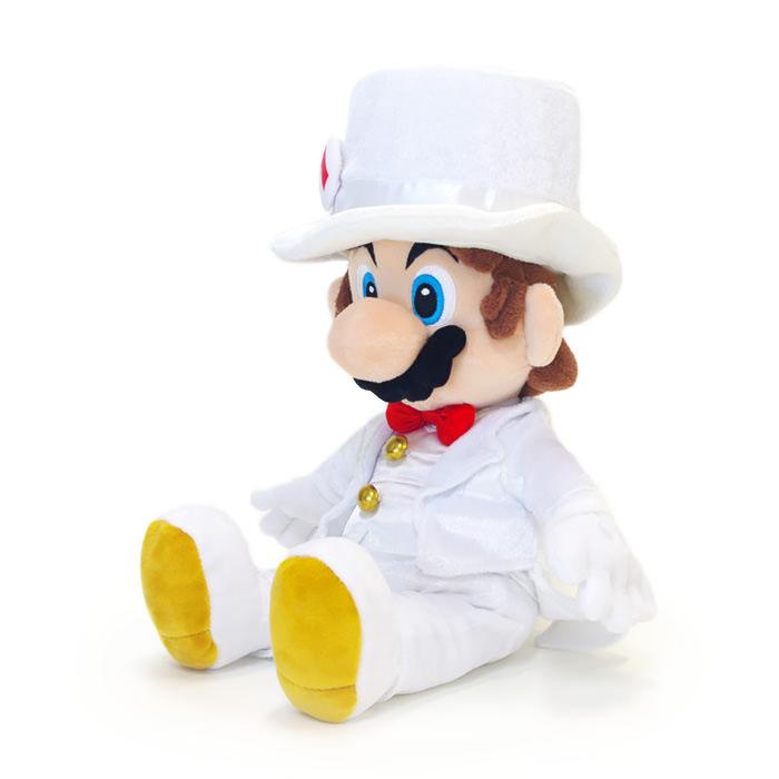 任天堂の大人気ゲームキャラクター「マリオ」のウェディング姿