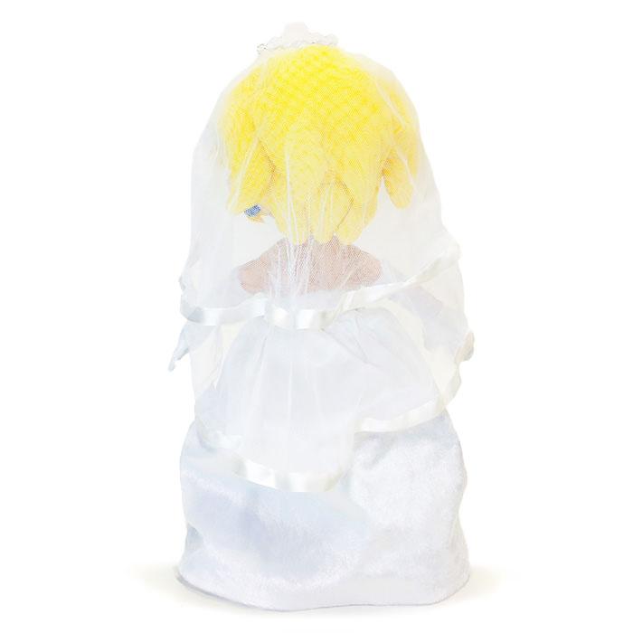 「スーパーマリオ オデッセイ」のウェディングスタイルのピーチ姫