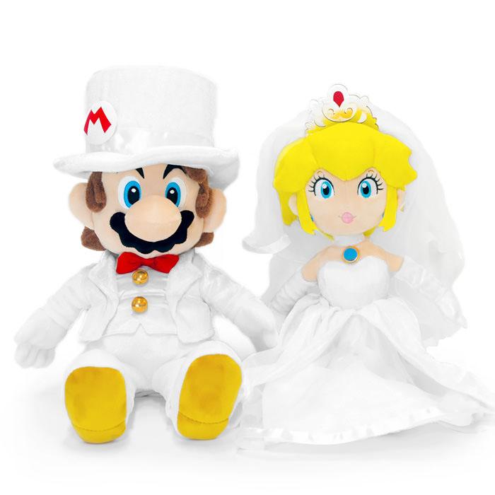 マリオ・ゲーム好きの方への結婚式のお祝いにオススメ