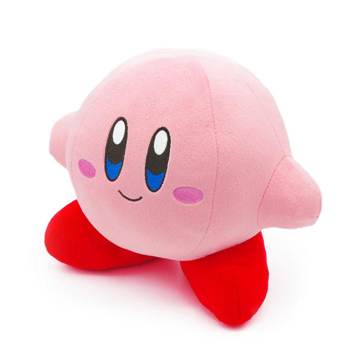 まんまるピンクのニッコリ笑顔のカービィ