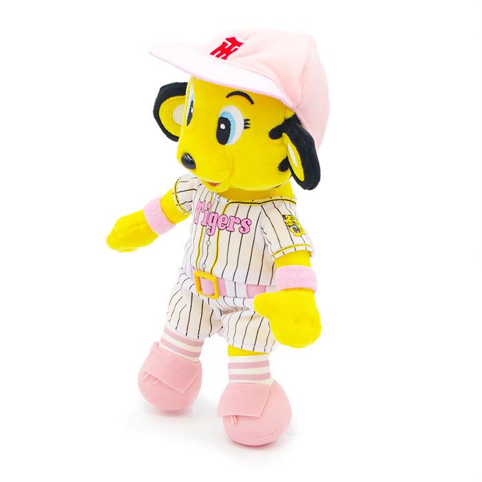 阪神タイガースのマスコットの女の子