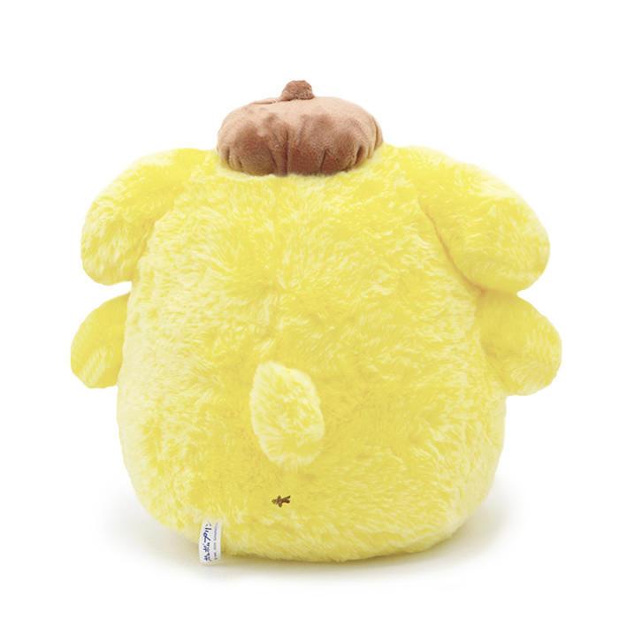 黄色くてもちもちした体はほわほわの毛並み