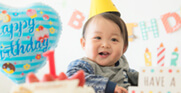 誕生日・記念日は大切な人の特別な日。ぬいぐるみギフトやフラワーを添えた祝電メッセージでサプライズなプレゼント。
