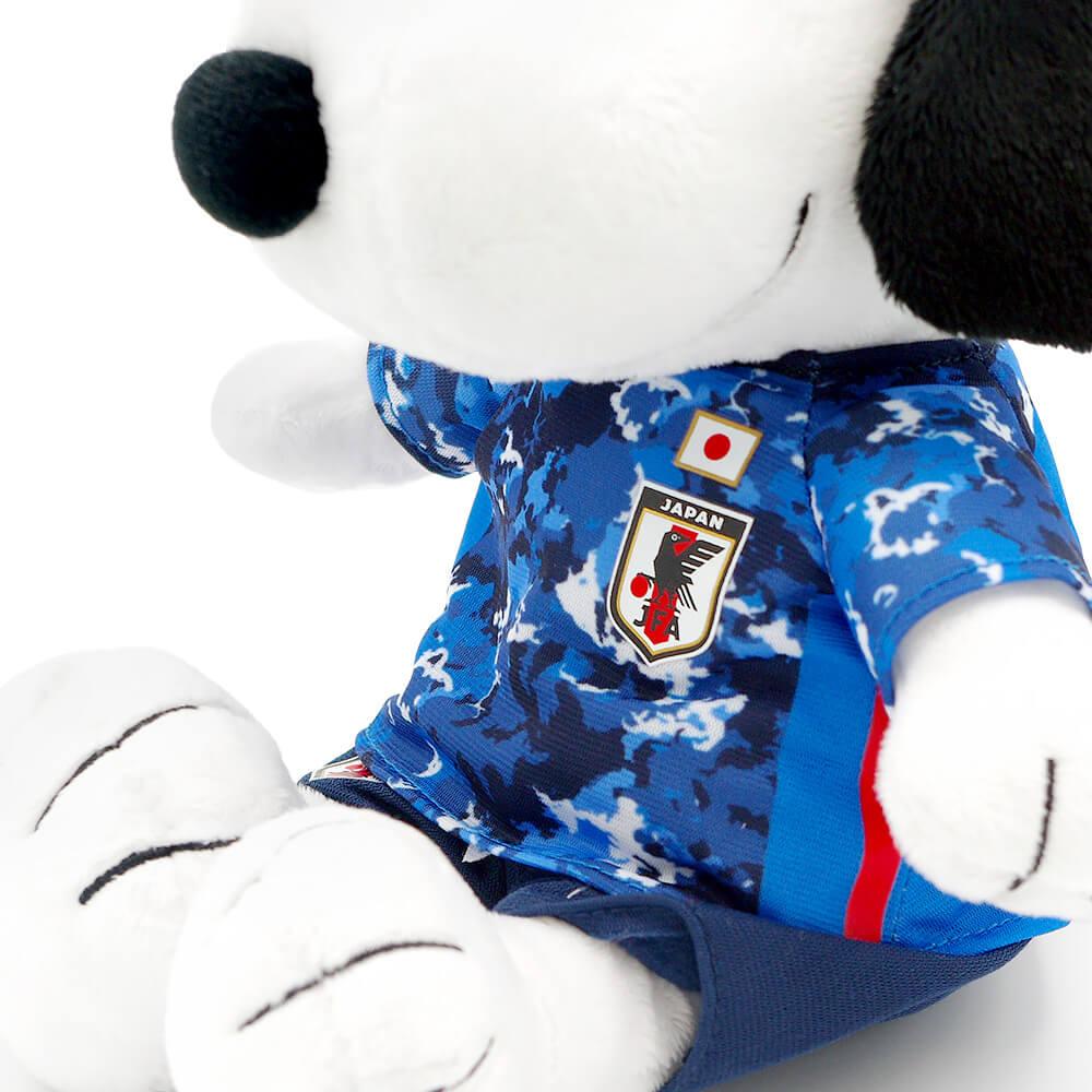 誕生日や結婚式、入学・入社・昇進におすすめギフト「スヌーピー サッカー日本代表2020ver.」