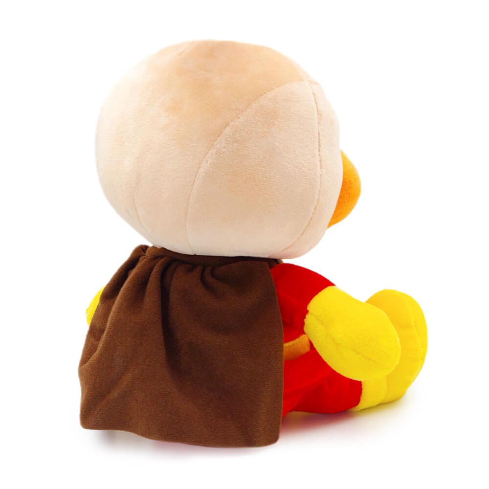 手触りがやわらかく、お子様がぎゅっと抱っこしたり、お人形遊びするのにちょうどいいサイズ